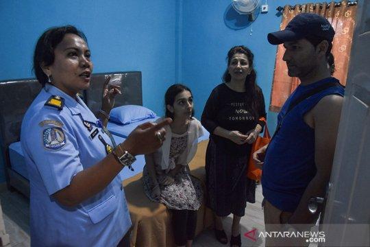Rudenim Pekanbaru mulai tertibkan penampungan pengungsi rawan konflik