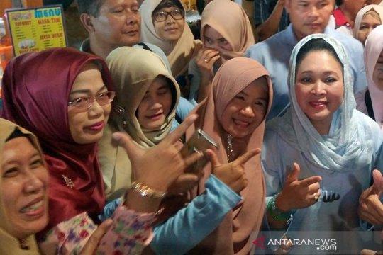 Titiek Soeharto optimistis Prabowo-Sandi menang