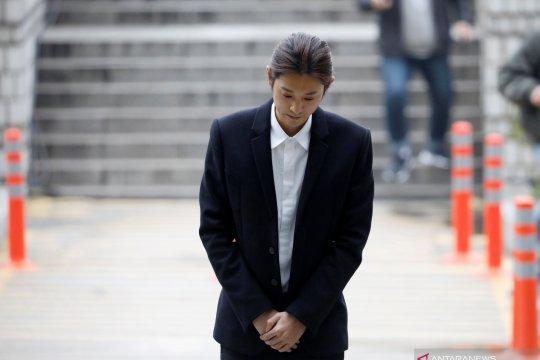 Penyanyi K-pop Jung Joon-young jalani sidang lanjutan kasus penyebaran video ilegal