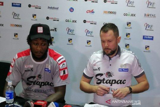 Pelatih akui kemenangan Stapac terpangkas karena istirahatkan Goodman