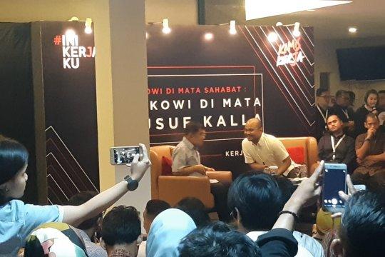 Jusuf Kalla: Butuh infrastruktur agar ekonomi bergerak cepat