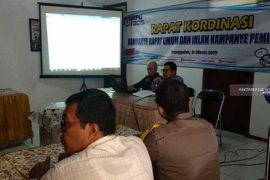 KPU Trenggalek sosialisasikan mekanisme rapat umum dan iklan kampanye