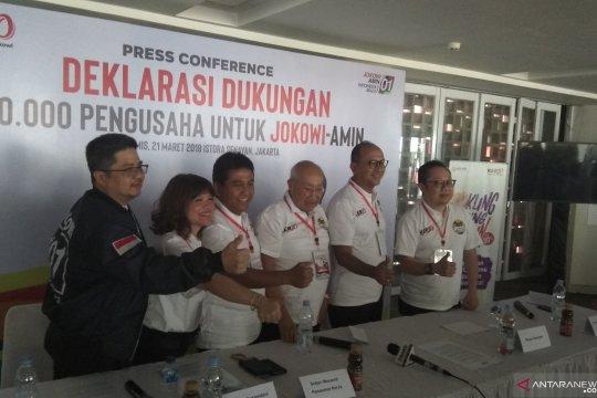 Pengusaha ProJokowi dorong masyarakat gunakan hak pilih