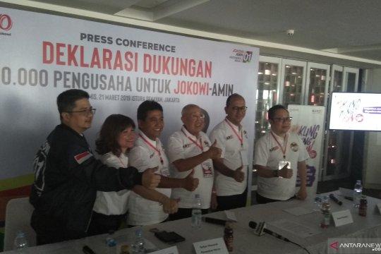 Pengusaha nilai Jokowi Presiden yang tidak egois
