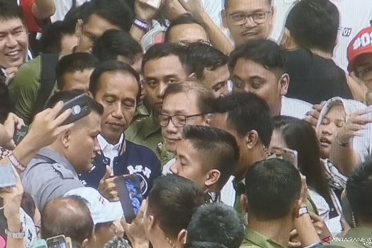 Pengusaha Muda Muhammadiyah dukung Jokowi-Ma'ruf