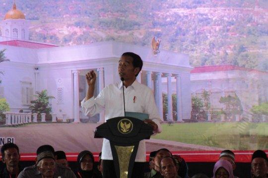 Jokowi ingatkan masyarakat tidak percayai hoaks