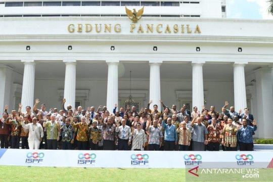Menlu buka kegiatan Forum Indonesia-Pasifik Selatan