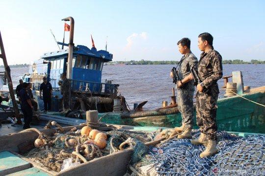 KKP tangkap dua kapal Vietnam karena memasuki wilayah RI