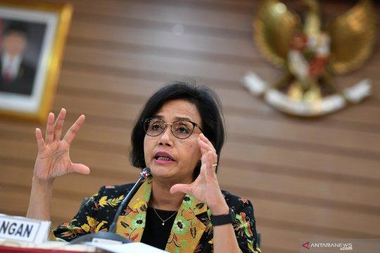 Sri Mulyani tegaskan sanksi pelanggar aturan devisa hasil ekspor