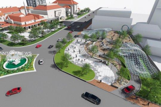 Surabaya siapkan konsep ruang publik bawah tanah terintegrasi