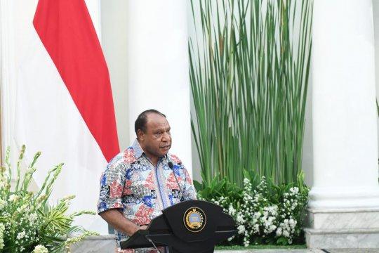Papua Nugini sampaikan dukacita bagi korban banjir di Sentani