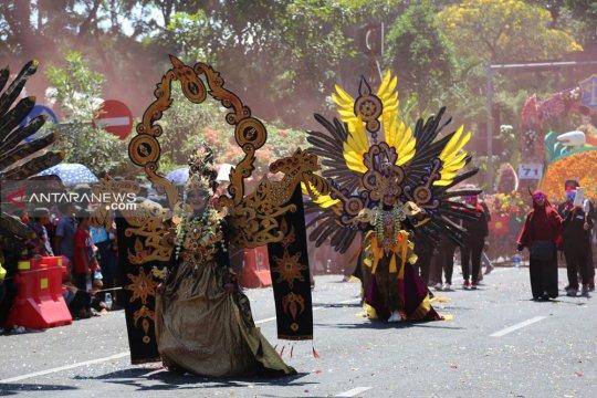 77 peserta siap ramaikan Surabaya Vaganza 2019