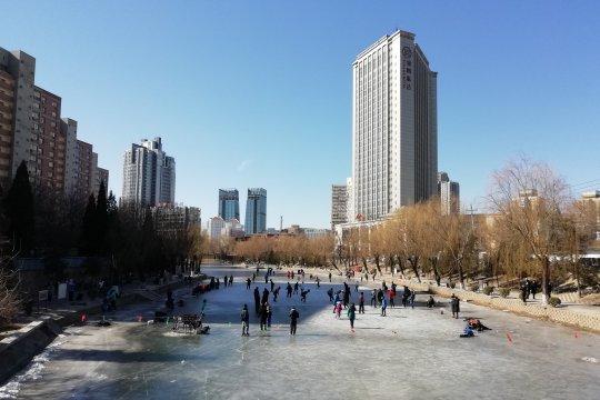 Cuaca ekstrem di China tewaskan dua orang, lukai 10