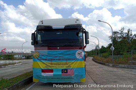 Pemkab Kapuas Hulu ekspor 1.417 ton komoditas pertanian ke Malaysia