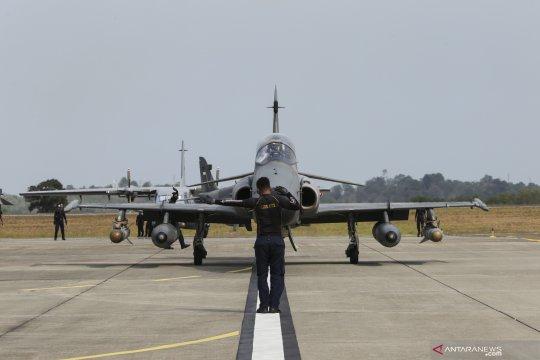 Latihan Maverick Hawk TNI AU di Kepri