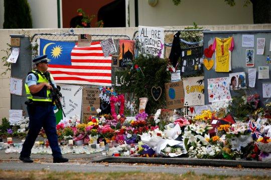 Selandia Baru larang jenis senjata semiotomatis