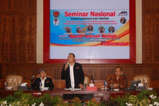 AIPI Semarang rekomendasikan penyempurnaan sistem pemilu