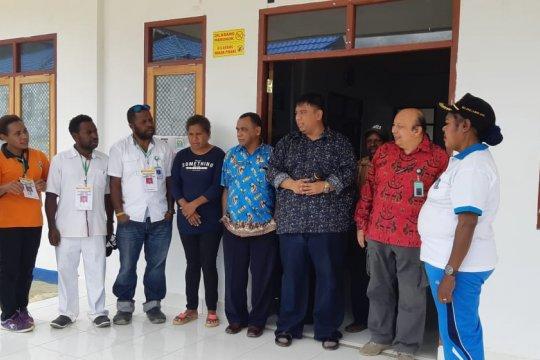 RSUD Tiom kirim tim medis layani korban banjir Jayapura
