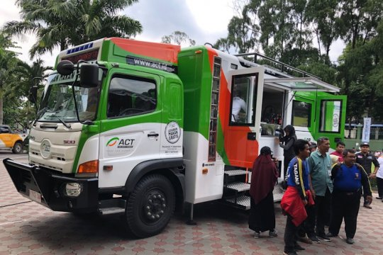 "ACT hadirkan ""Humanity Food Truck 2.0"""