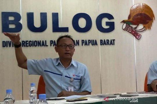 Bulog jamin ketersediaan beras bagi korban banjir bandang Jayapura
