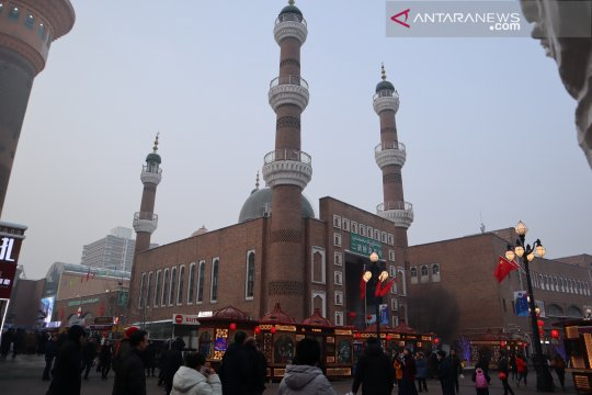 Beijing undang diplomat EU kunjungi Xinjiang