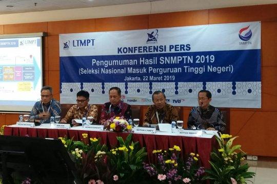 LTMPT : sebanyak 92.331 siswa diterima SNMPTN