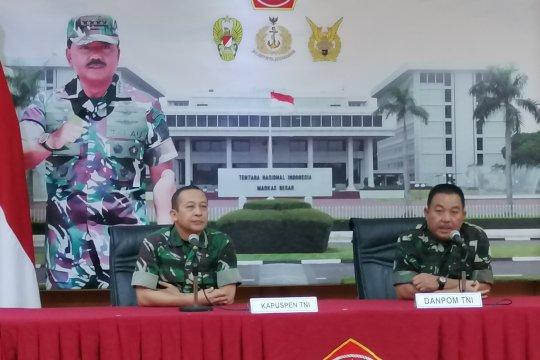 Klarifikasi Mabes soal mobil berplat TNI dalam acara Prabowo-Sandi