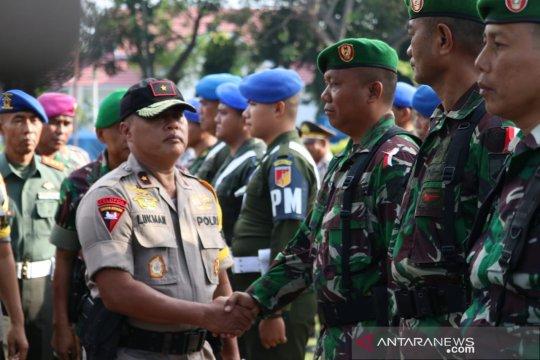 26.819 personel amankan Pemilu-Pilpres di Sulteng