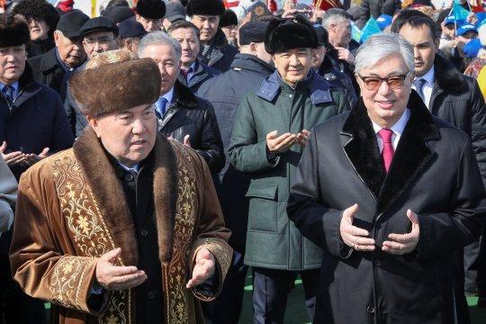 Survei: Tokayev menang pemilihan presiden Kazakhstan