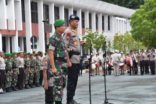 Polda Papua laksanakan Operasi Mantap Brata 2018