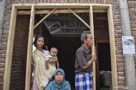 Kekurangan bantuan korban gempa Mataram sudah ditransfer