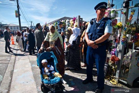 PBB sebut serangan teroris di Selandia Baru Islamofobia
