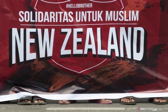 Kutuk serangan teroris di Selandia Baru