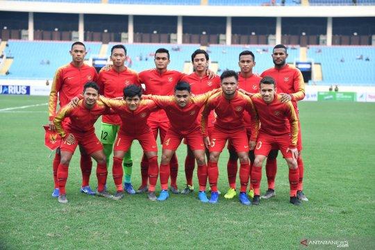 Timnas U-23 Indonesia VS Thailand