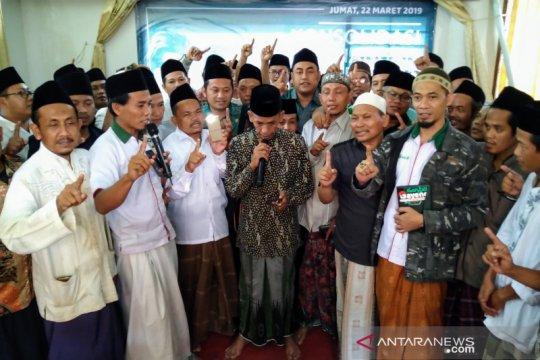 Santri Gayeng siap menangkan Jokowi-Ma'ruf dan PPP