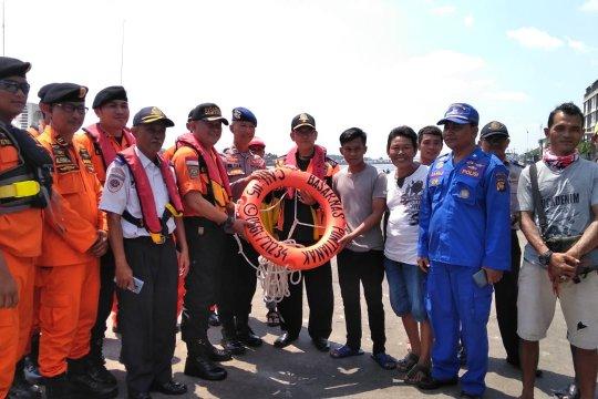 SAR Pontianak edukasi masyarakat tentang keselamatan di perairan