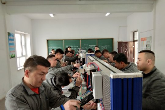 Kamp vokasi: cara China merangkul Xinjiang
