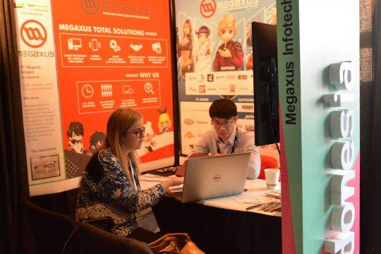Industri game Indonesia pamerkan produk di San Francisco