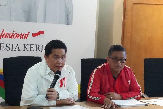 Kampanye terbuka dimulai, TKN umumkan jadwal Jokowi