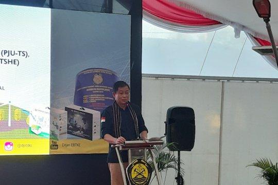 Menteri ESDM: PJU-TS  bisa tekan tagihan listrik Pemprov NTT