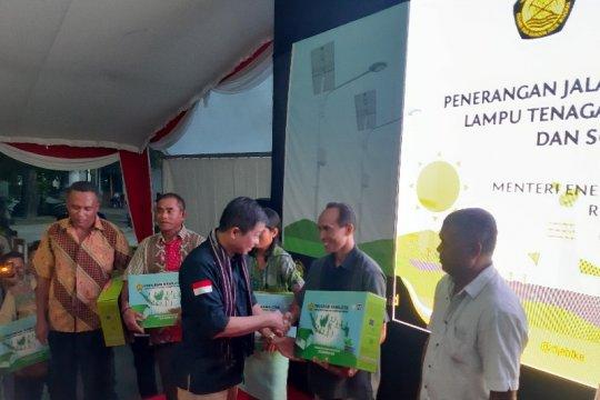 Tingkatkan elektrifikasi, Papua dan NTT jadi prioritas Program LTSHE
