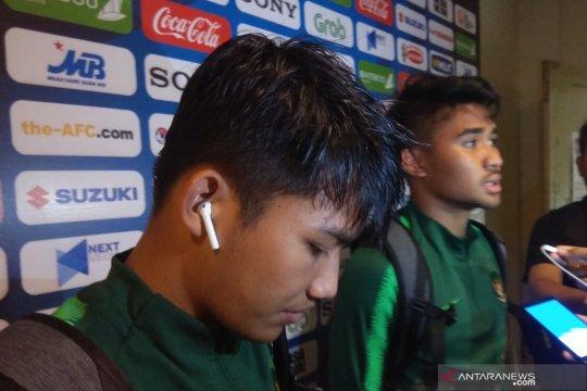 Pemain timnas U-23 Indonesia targetkan menang atas Vietnam