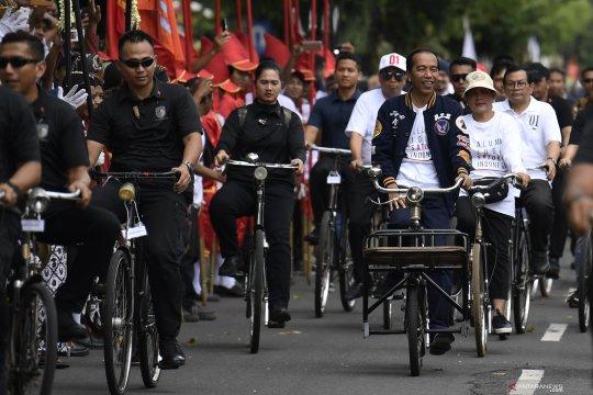 Alumni Yogya deklarasikan dukungan untuk Jokowi-Ma