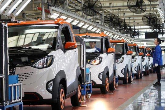 GM bakal investasi 300 juta dolar untuk produksi mobil listrik baru