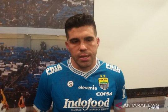 Perkuat lini pertahanan, Persib hadirkan Fabiano Beltrame