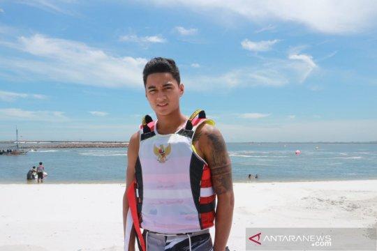 Aqsa Aswar waspadai atlet jetski Rusia dan Perancis