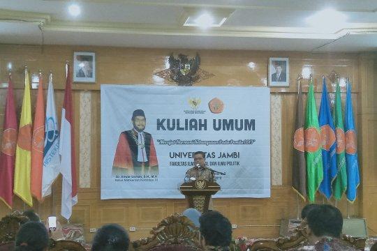 Universitas Jambi siapkan 1.000 komputer untuk pelaksanaan UTBK