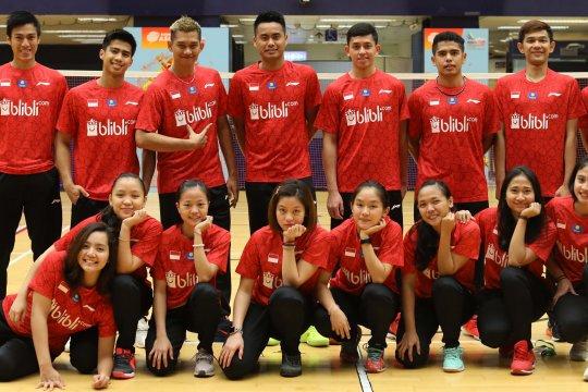 Hasil undian tim Indonesia di BAT Championships 2020