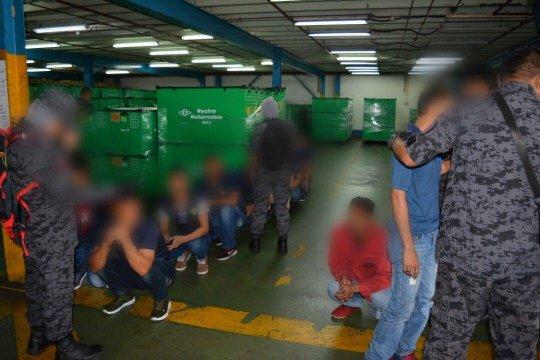 WNI terbanyak pertama pekerja ilegal ditahan di Malaysia