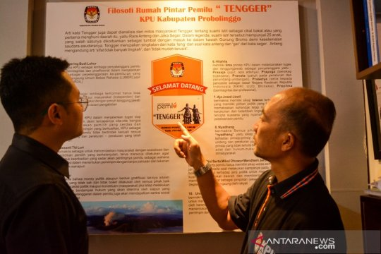 Filosofi masyarakat Tengger untuk Pemilu